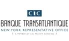 CIC Banque Transatlantique